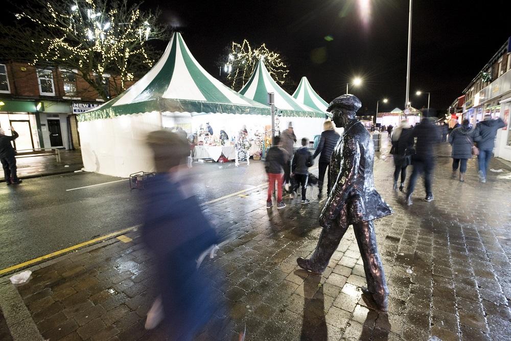 Leyland Christmas Festival 2017