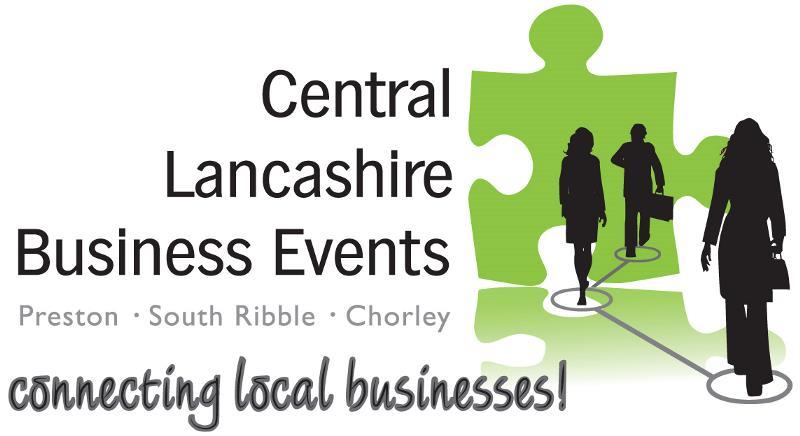 Central Lancs Business Event Logo