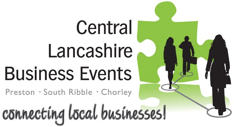 Central Lancs Business Event Logo
