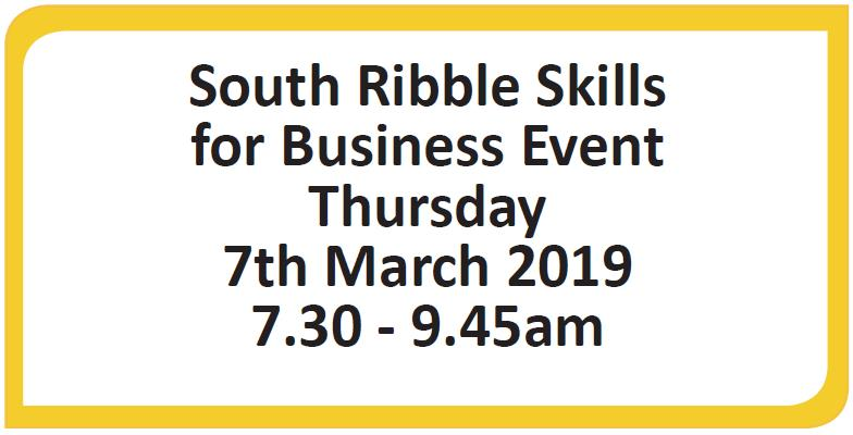 Skills for Business Event